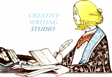 Creative writing studio